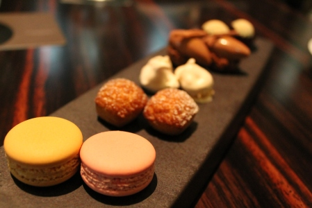 Petit Fours - so damn delicious.