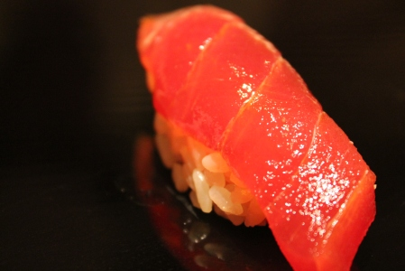 Akame (lean tuna).