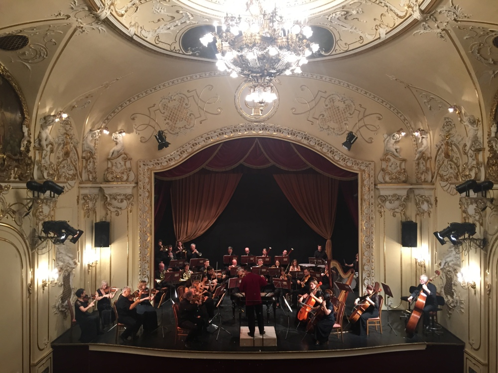 If you have the means (and you do - it's extremely reasonably priced), I recommend you get your ass to the Danube Symphony Orchestra.