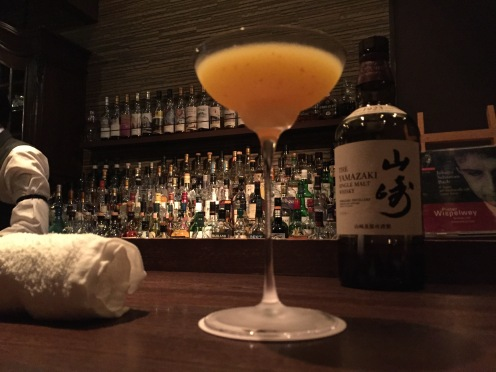 Whiskey cocktail #2